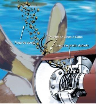 Las cortadoras también evitan fugas de aceite